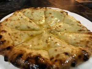 刈谷 ハチミツチーズナン